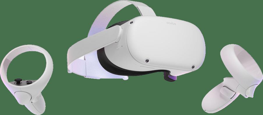 White Oculus Quest 2 64GB.2