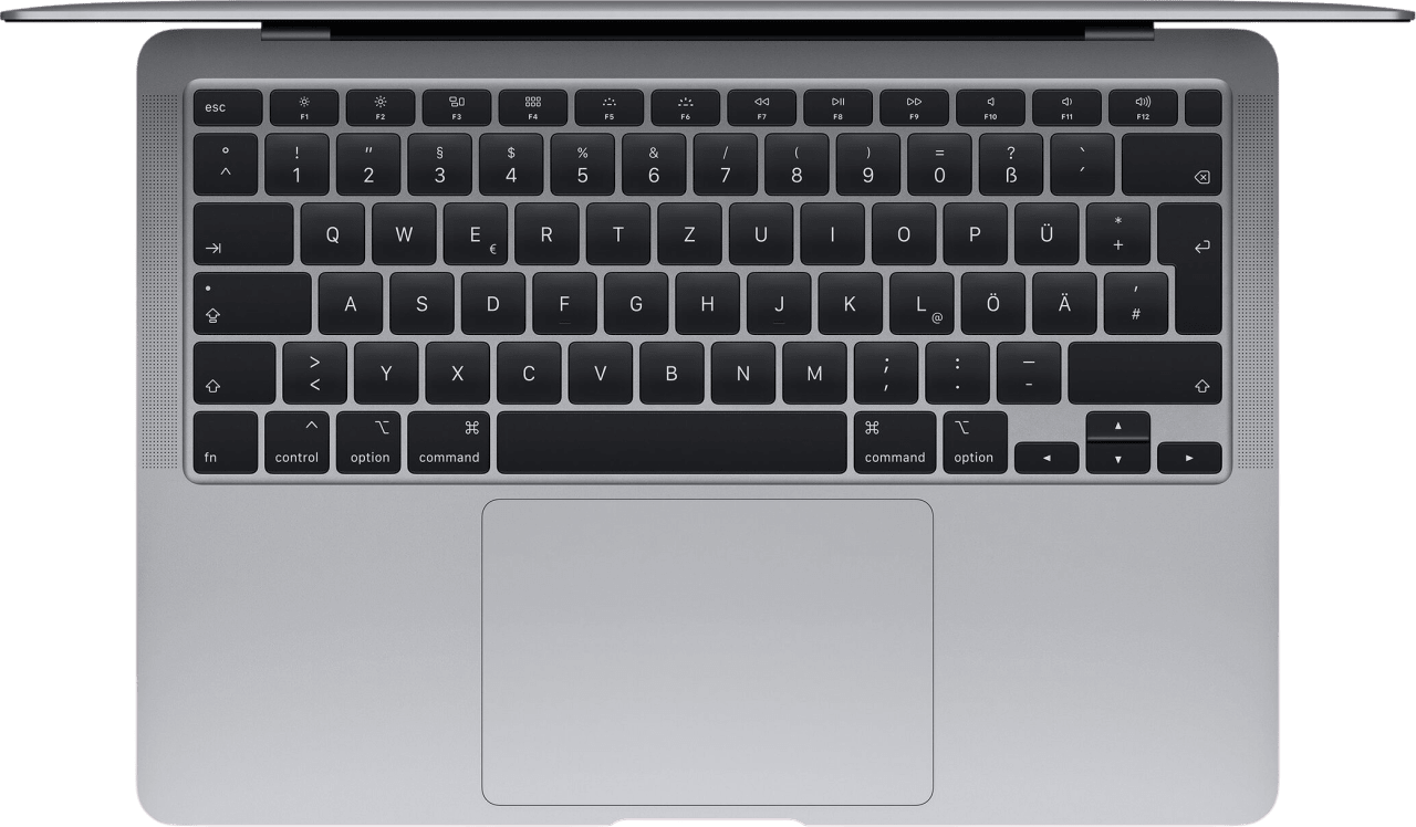 Space Grey Apple MacBook Air (Early 2020) Laptop - Intel® Core™ i5-1030NG7 - 8GB - 512GB SSD - Intel® Iris Plus Graphics.2
