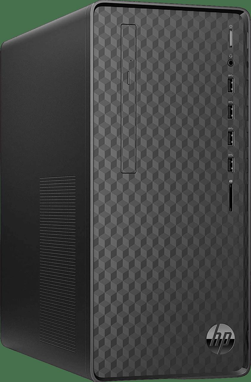 Jet black HP Pavilion M01-F1029ng.2
