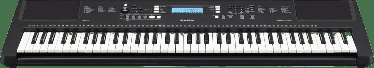 Black Yamaha PSR-EW310 Piano Piano.2