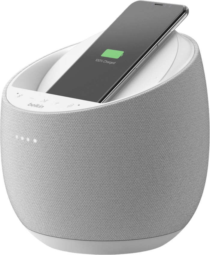White Belkin Soundform Elite Hi-Fi Smart Speaker (Google Assistant) Smart Speaker.1