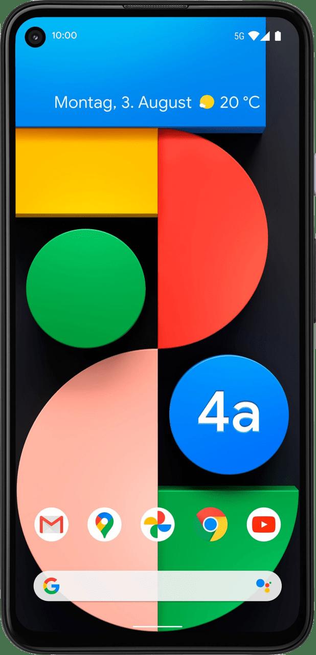 Just Black Google Pixel 4a 5G 128GB.2