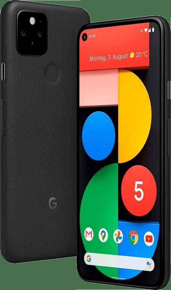 Just Black Google Pixel 5 128GB.1