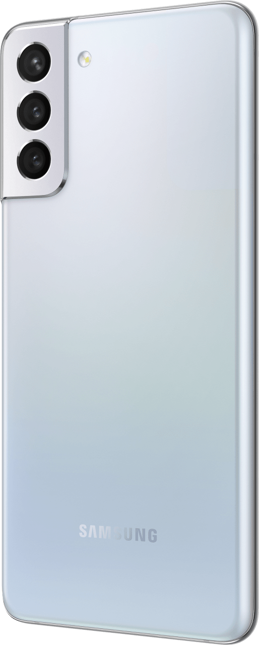 Phantom Silver Samsung Galaxy S21+ 128GB.4