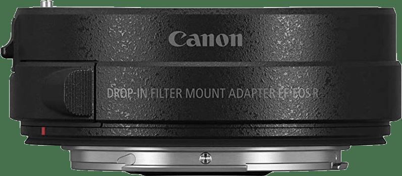 Zwart Canon Bayonet adapter EF - EOS R.3