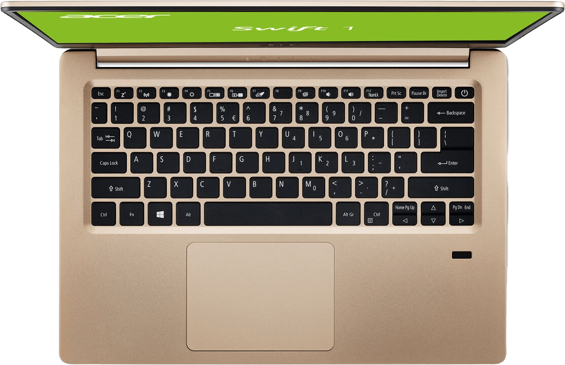 Gold Acer Swift 1 (SF114-32-P9Y2).2