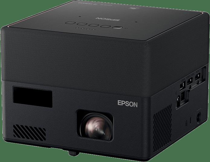 Schwarz Epson EF-12 Laser Beamer Full HD.1