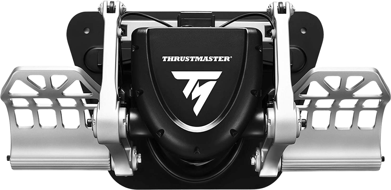 Schwarz Thrustmaster TPR Pendelruderpedale.2