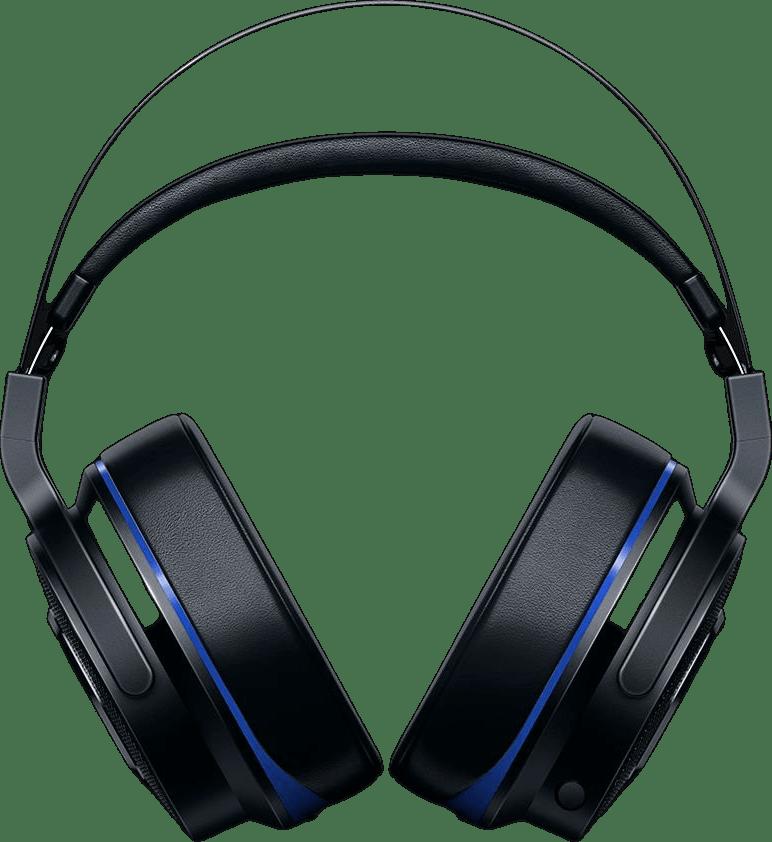 Black Razer Thresher 7.1 (Playstation) Over-ear Gaming Headphones.2