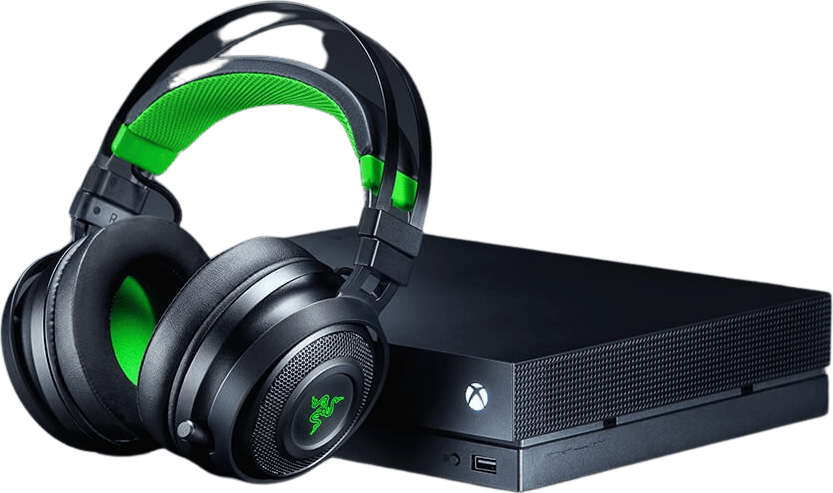 Schwarz Razer Nari Ultimate (Xbox) Over-Ear-Gaming-Kopfhörer.3
