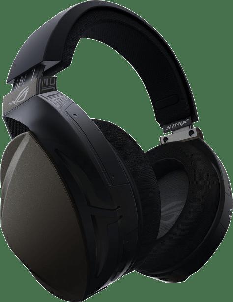 Negro Asus ROG Strix Fusion Auriculares inalámbricos para juegos sobre la oreja.2