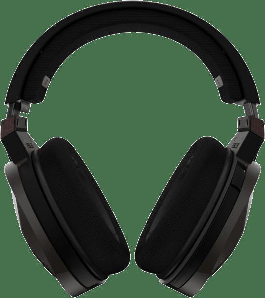 Negro Asus ROG Strix Fusion Auriculares inalámbricos para juegos sobre la oreja.4