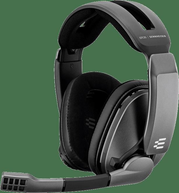 Black EPOS Sennheiser GSP 370 Over-ear Gaming Headphones.2