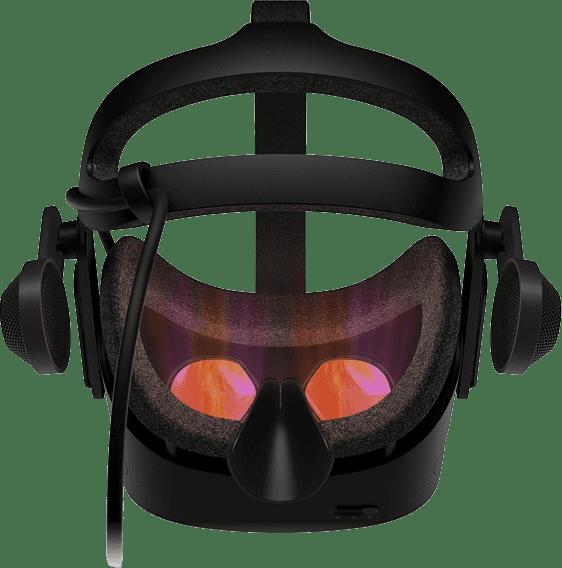 Schwarz HP Reverb G2 Virtual Reality (Ohne Controller).2