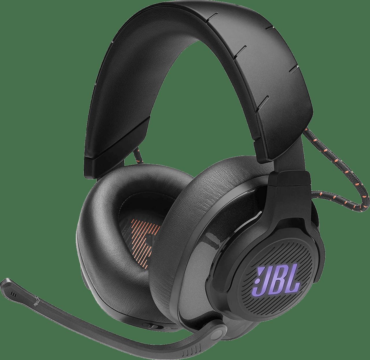 Black JBL Quantum 600 Over-ear Gaming Headphones.1