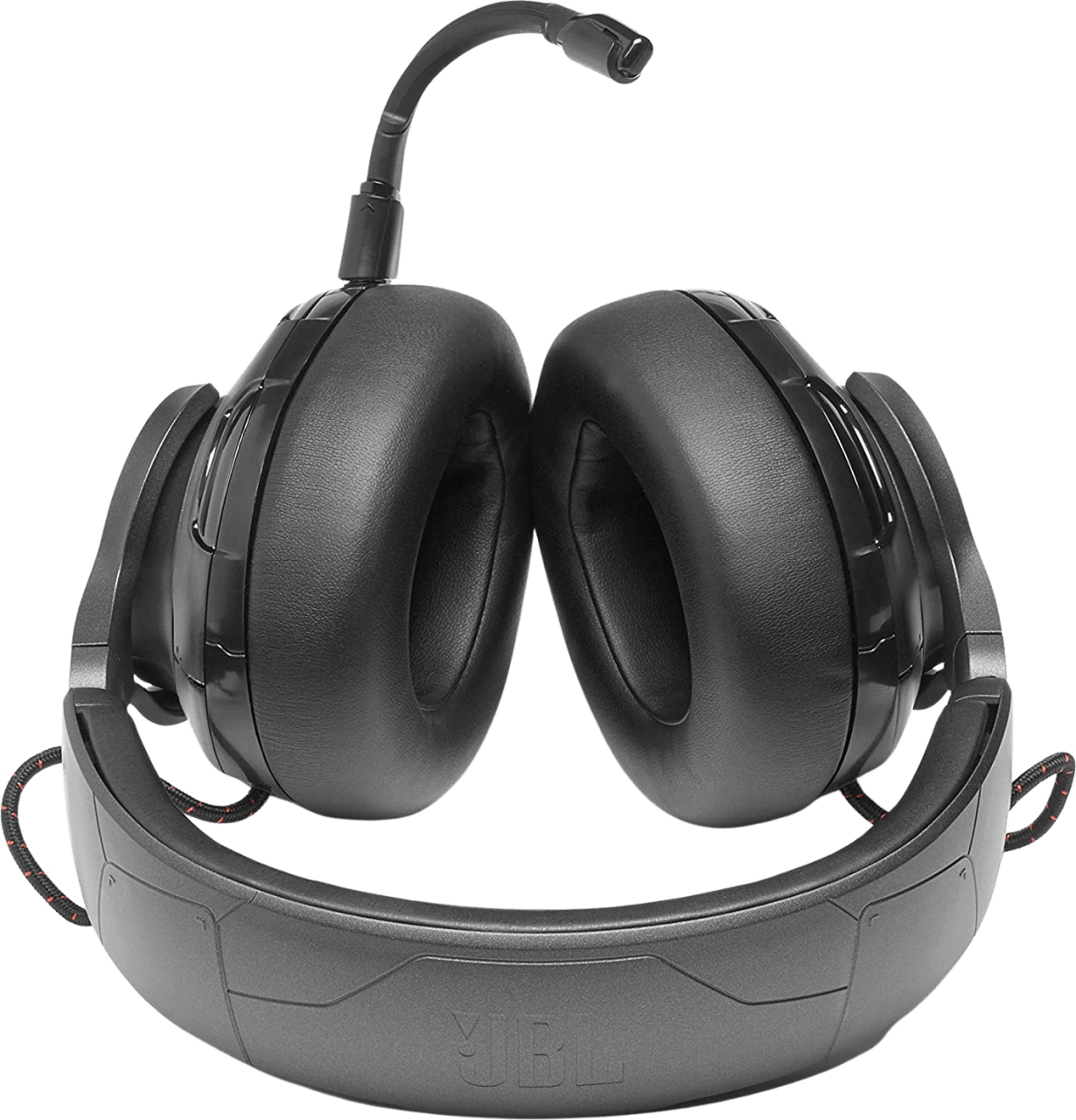 Black JBL Quantum One Over-ear Gaming Headphones.3