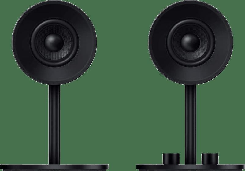 Negro Razer Nommo Chroma Gaming Speakers.2