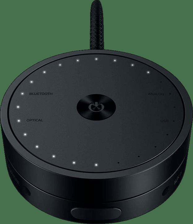 Negro Altavoces para juegos Razer Nommo Pro.4