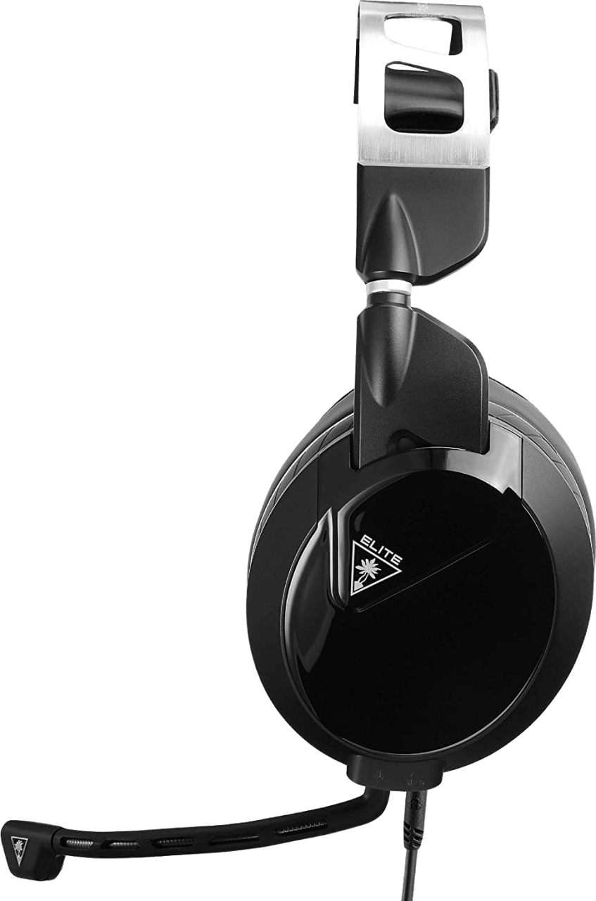Black Turtle Beach Elite Pro 2 + SuperAmp (Playstation) Over-ear Gaming Headphones.4