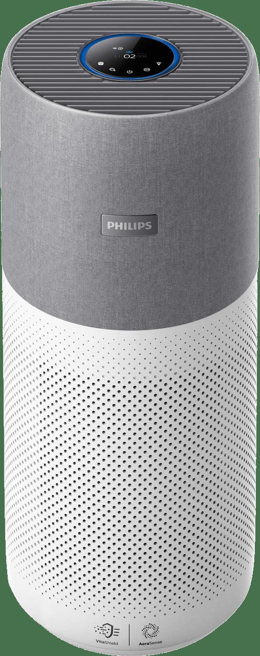 Grau weiß Philips AC4236/10 Luftreiniger.2