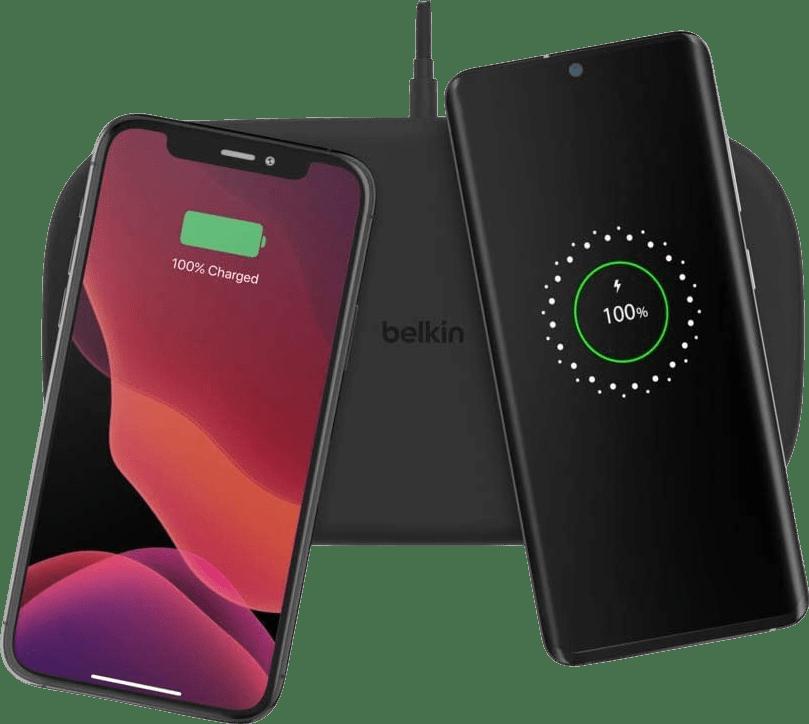 Schwarz Belkin TrueFreedom Pro Wireless Ladegerät .1