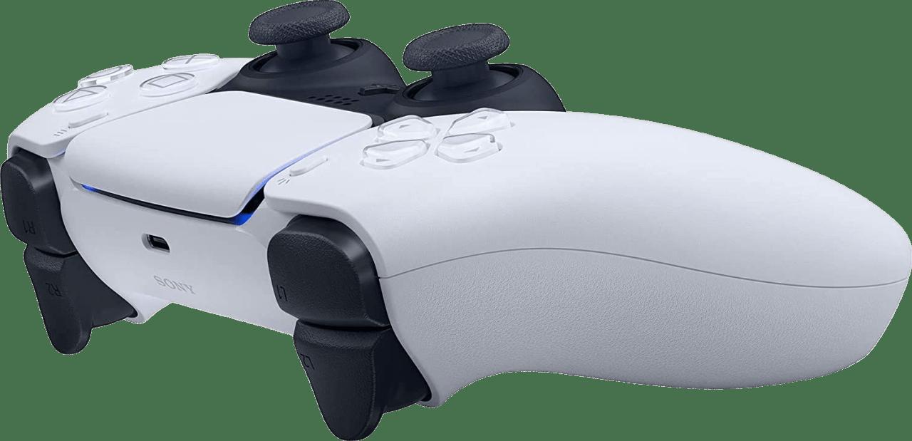 Weiß Sony Dualsense Wireless Controller.2