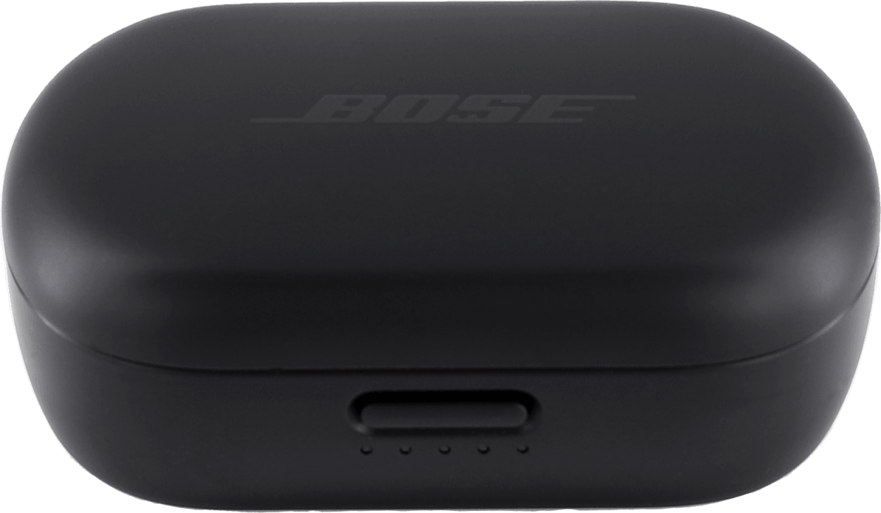 Schwarz Bose QuietComfort Noise-cancelling In-ear Bluetooth-Kopfhörer.2
