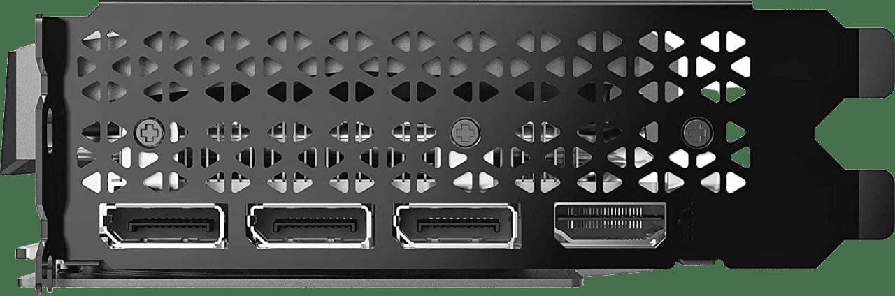 Schwarz ZOTAC GAMING GeForce RTX 3060 Twin Edge OC Grafikkarte.3