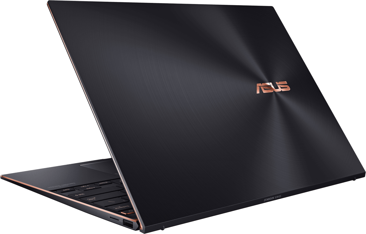 Jade Schwarz Asus ZenBook S Notebook - Intel® Core™ i7-1165G7 - 16GB - 1TB SSD - Intel® Iris® Xe Graphics.3