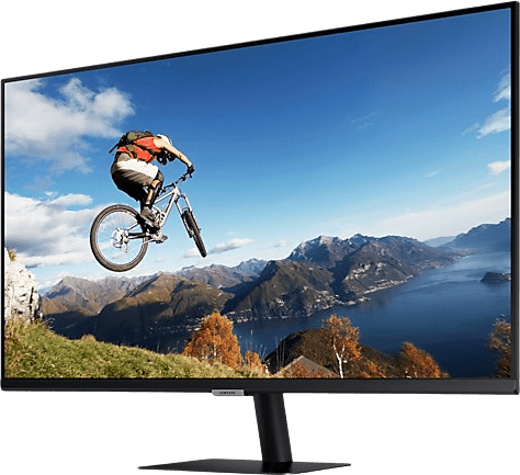 "Schwarz Samsung - 32"" M7 Smart Monitor LS32AM704UUXEN.3"