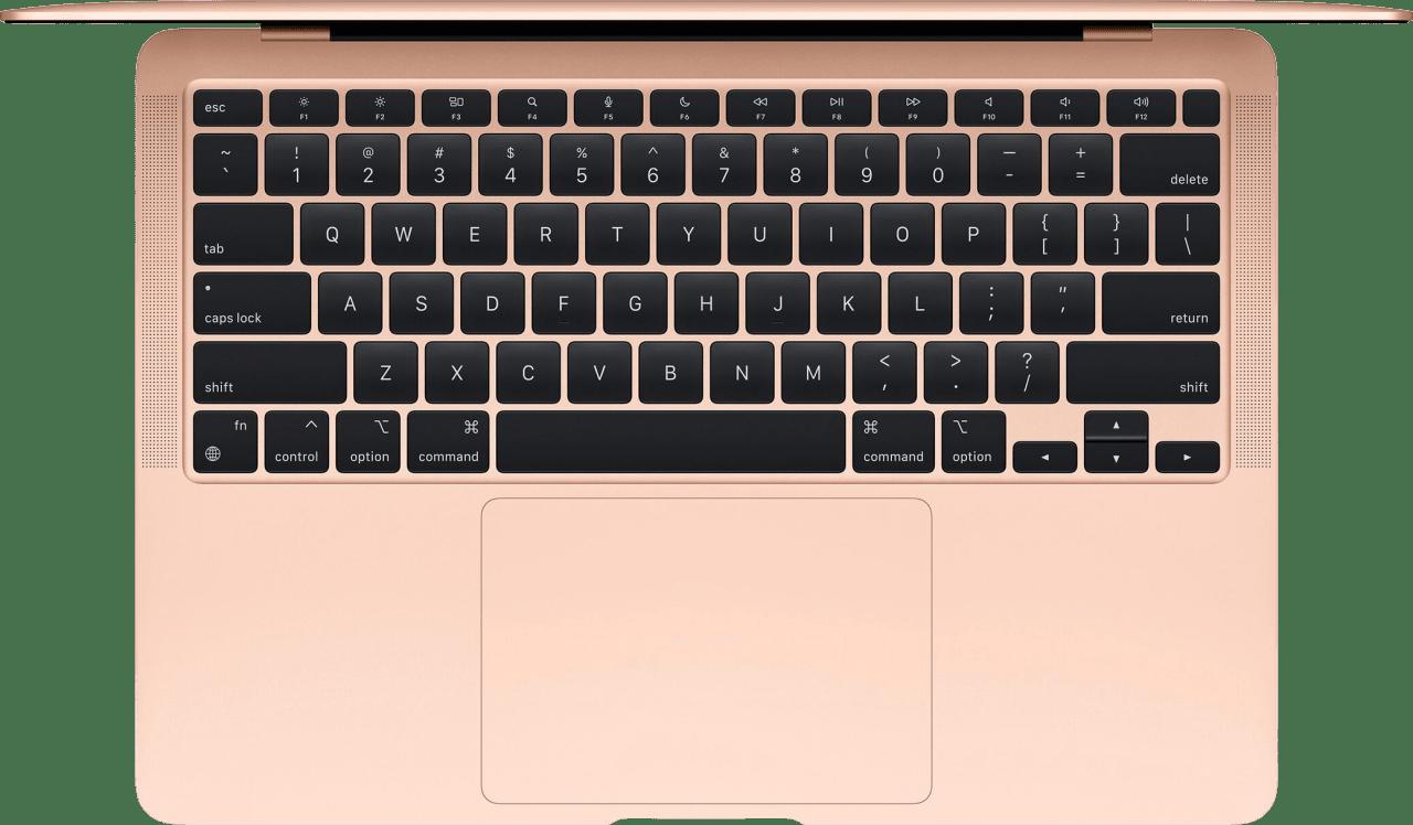Gold Apple MacBook Air (Late 2020) Laptop - Apple M1 - 16GB - 512GB SSD - Apple Integrated 8-core GPU.2