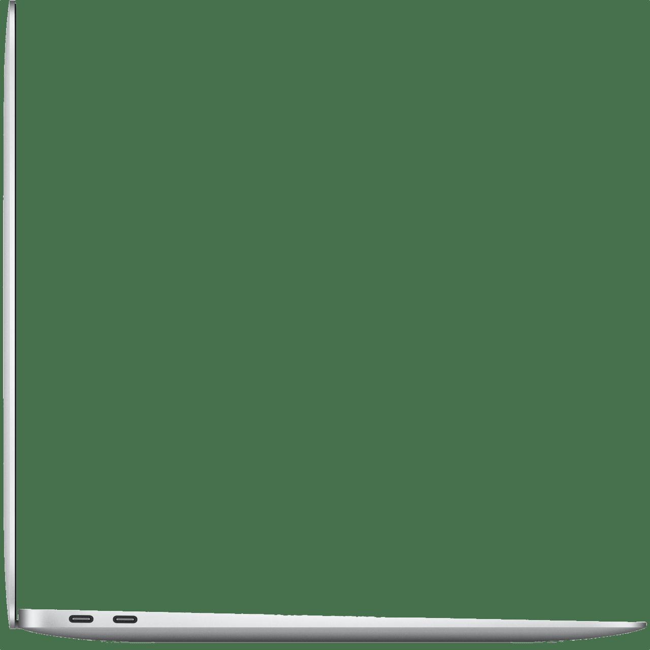 Silver Apple MacBook Air (Late 2020) - English (QWERTY) Laptop - Apple M1 - 16GB - 256GB SSD - Apple Integrated 7-core GPU.3