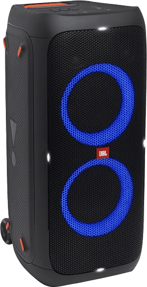 Black JBL Partybox310 Party Bluetooth Speaker.2