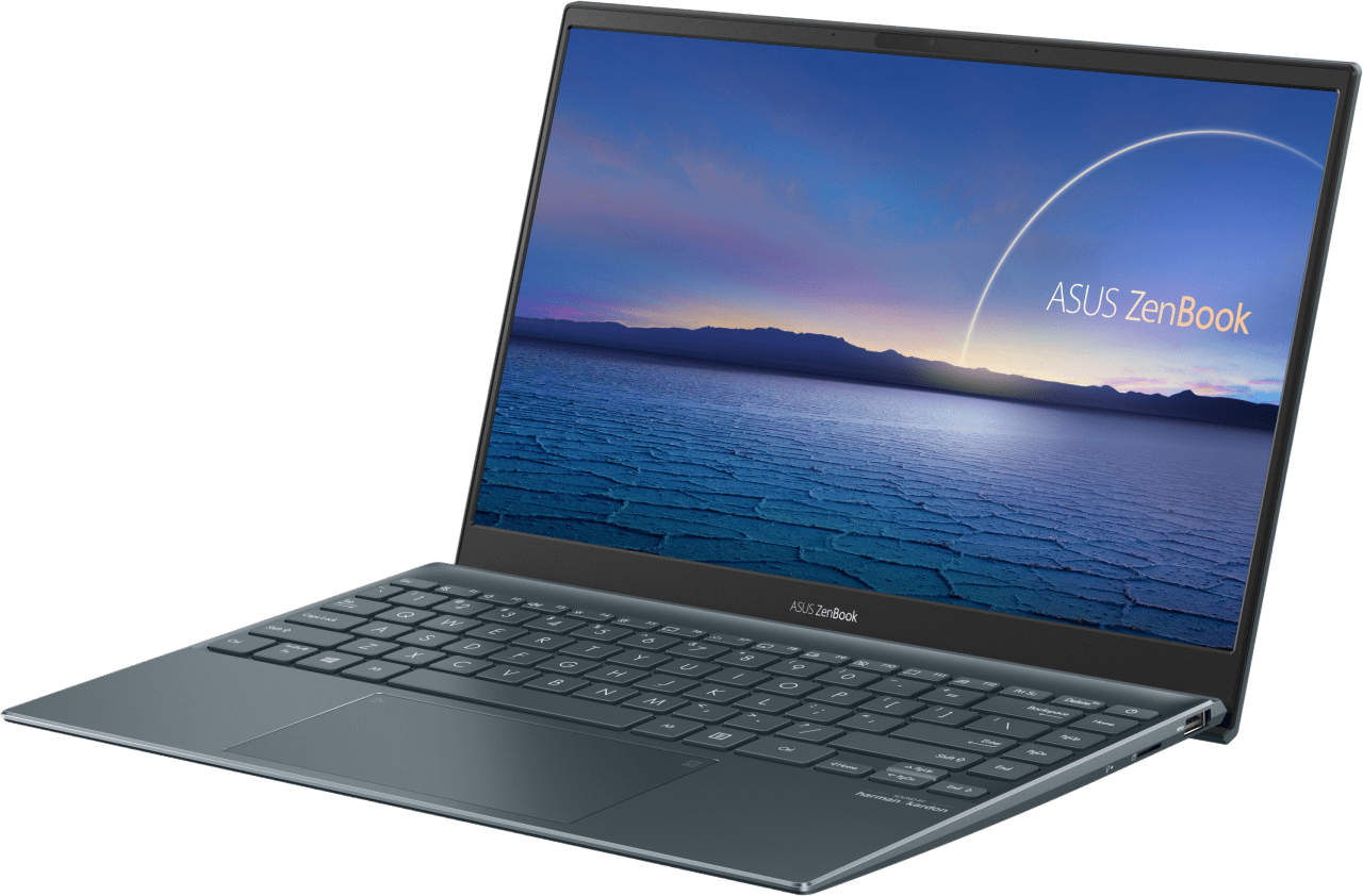 Pine Grey Asus ZenBook 13 UX325EA-KG229R Laptop - Intel® Core™ i7-1165G7 - 16GB - 512GB SSD - Intel® Iris® Xe Graphics.2