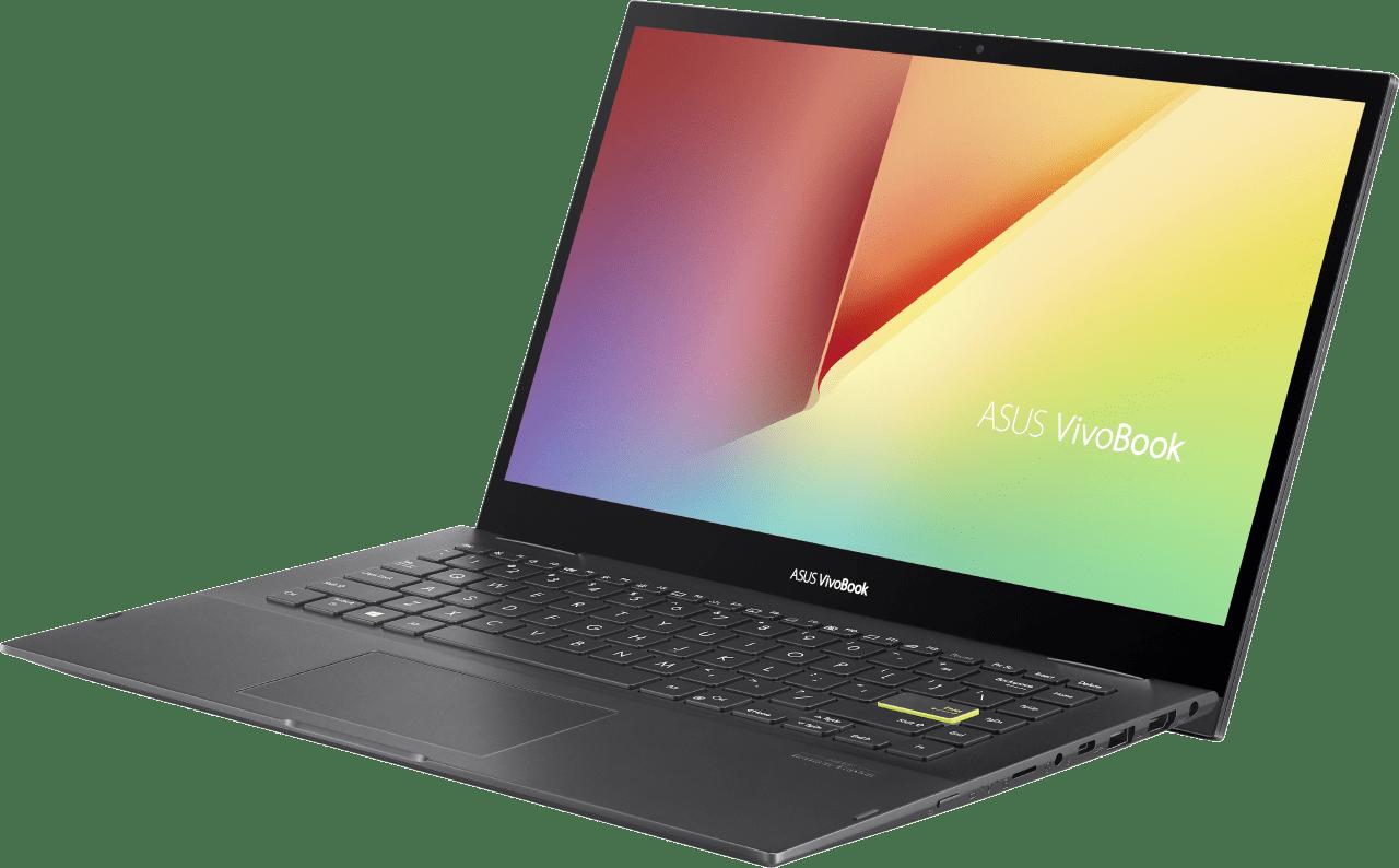 Indie Black Asus VivoBook Flip 14 TP470EA-EC008R Convertible - Intel® Core™ i5-1135G7 - 8GB - 512GB SSD - Intel® Iris® Xe Graphics.4
