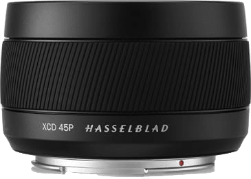 Black Hasselblad XCD ƒ4/45P mm Lens.1