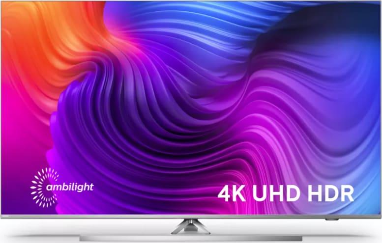 "Light Silver Philips TV 50"" 50PUS8506/12 LED 4K UHD.1"