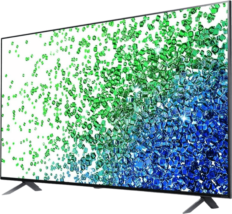 "Black LG TV 65"" 65NANO809PA.AEU NanoCell LED UHD 4K.2"