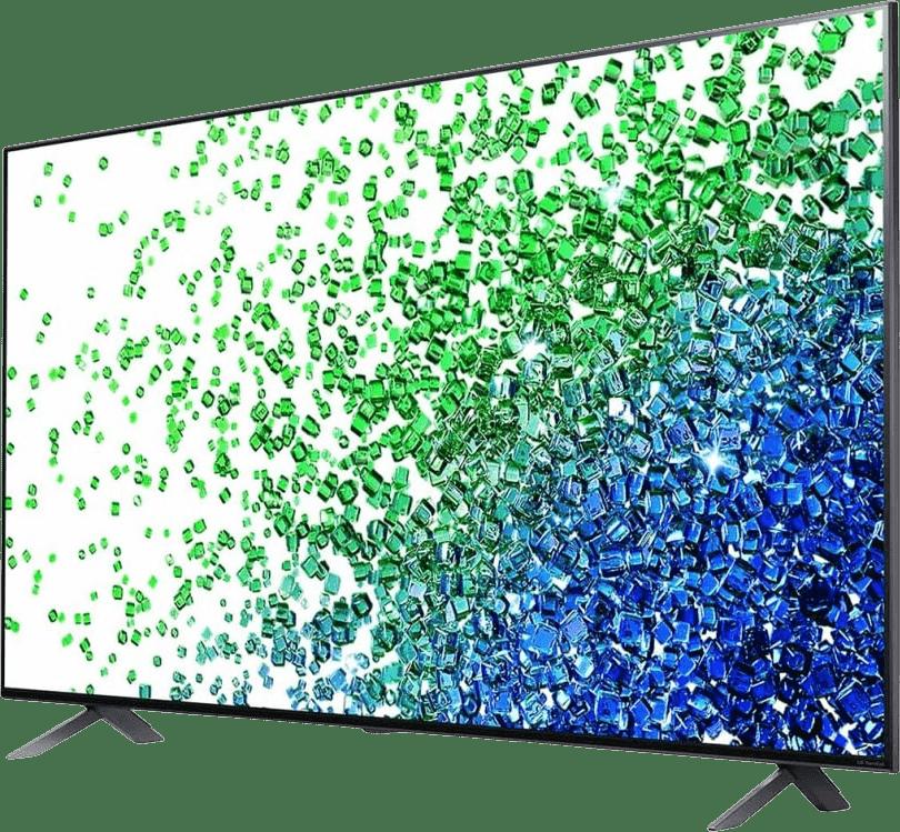 Schwarz LG TV 50 Zoll 50NANO809PA.AEU NanoCell LED UHD 4K.2