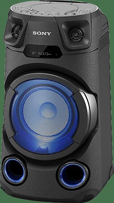 Schwarz Sony MHC-V13 Partybox Party Bluetooth Speaker.2