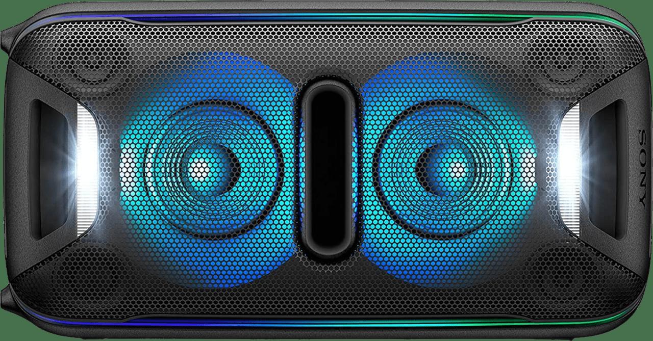 Black Sony GTK-XB72 Partybox Party Bluetooth Speaker.2