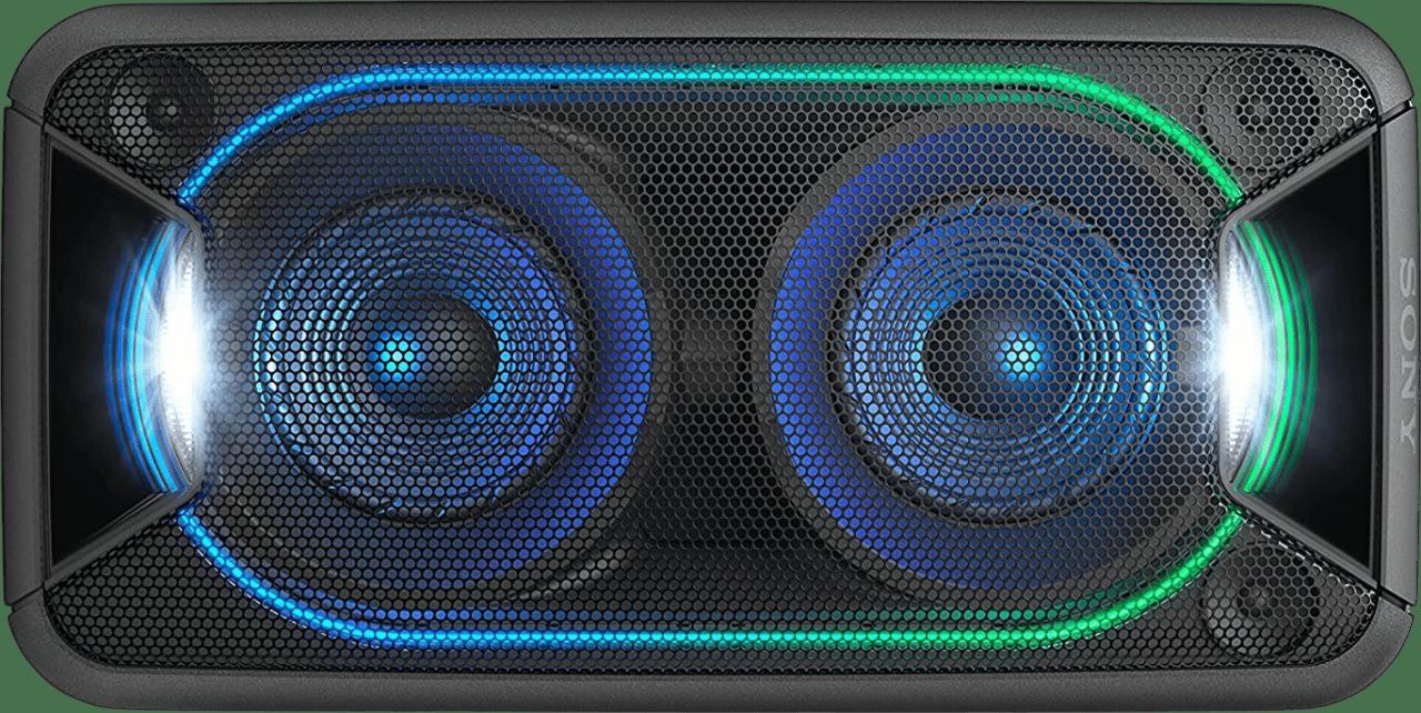 Schwarz Sony GTK-XB90 2.0 Partybox Party Bluetooth Speaker.2