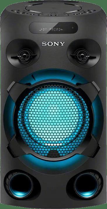 Black Sony MHC-V02 Partybox Party Bluetooth Speaker.1