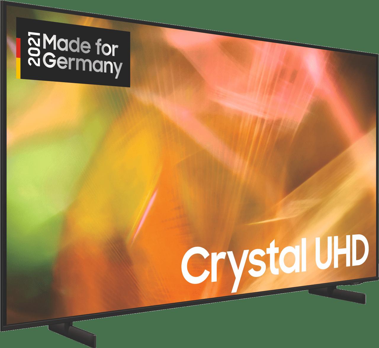 Schwarz Samsung TV 55 Zoll GU55AU8079UXZG LED UHD 4K.2