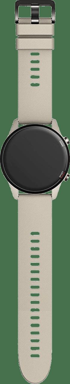 Beige Xiaomi Mi Watch, 46mm Glass Fiber Reinforced Case.3