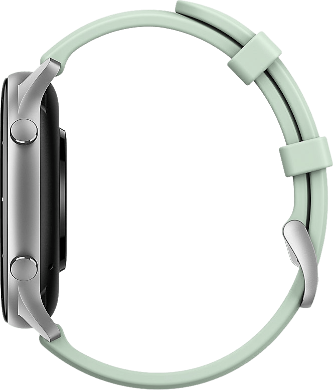 Green Amazfit GTR 2e Smartwatch, 46mm Alumium case.2