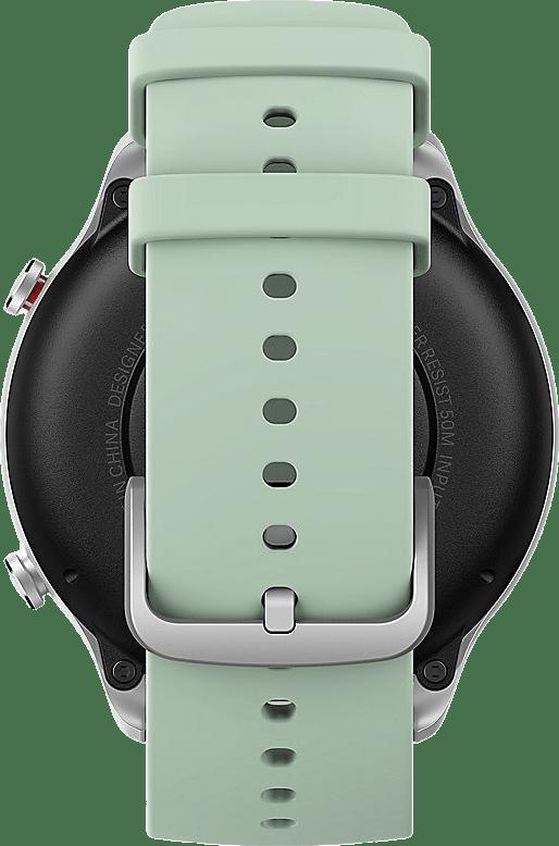 Green Amazfit GTR 2e Smartwatch, 46mm Alumium case.3