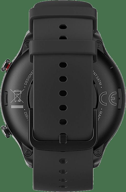 Silber Amazfit GTR 2 Smartwatch, 46mm Alumium / Edelstahlgehäuse.2
