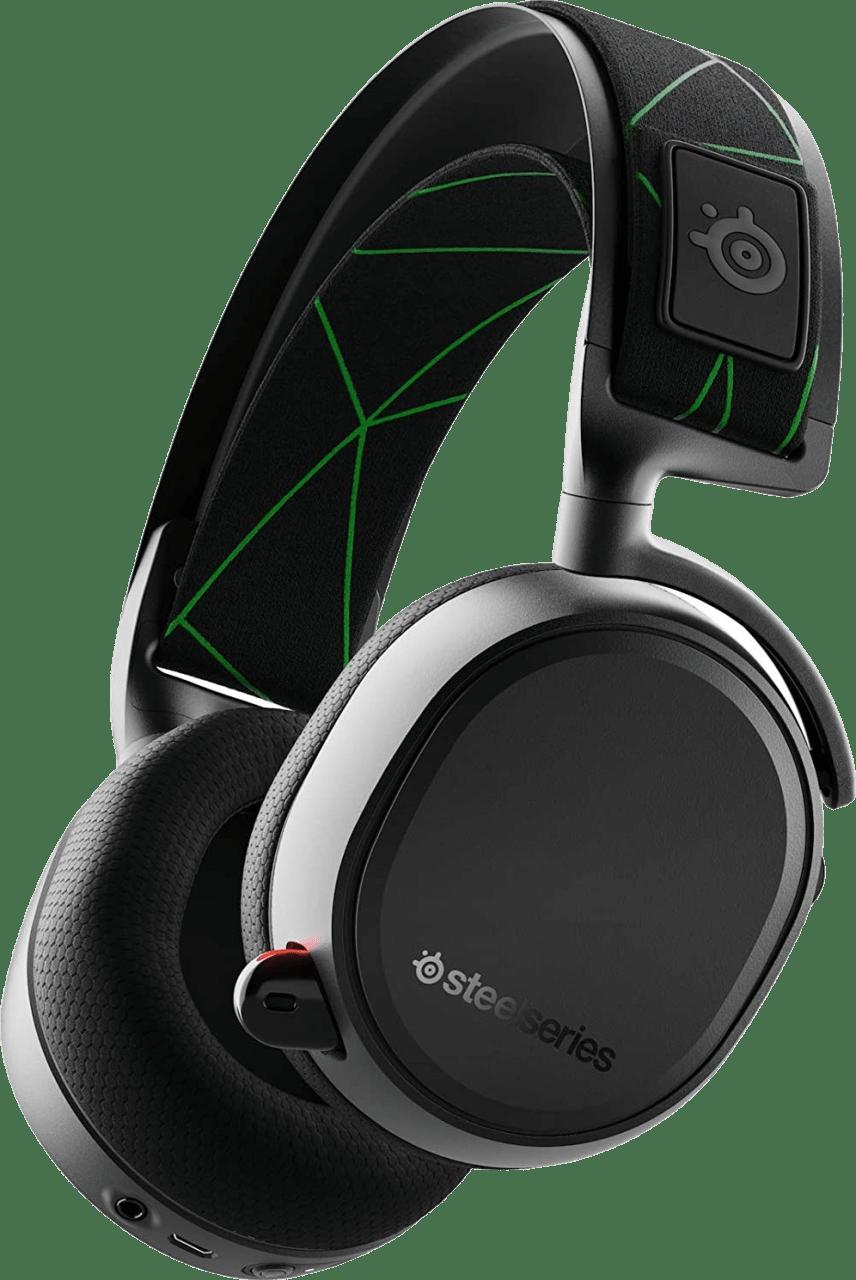Schwarz Steelseries Arctis 9X Over-Ear-Gaming-Kopfhörer.1