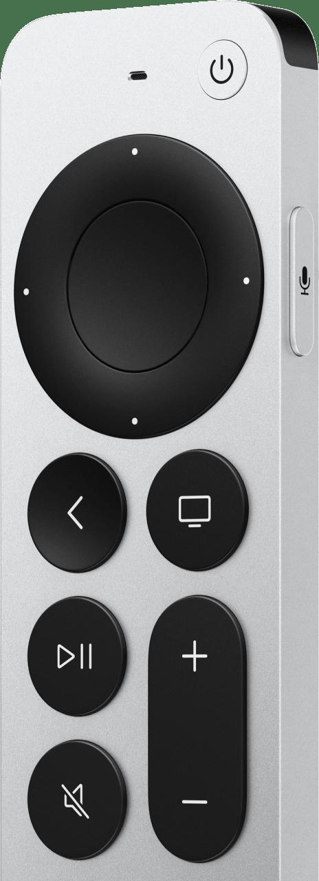 Silver Apple Siri Remote (Gen. 2).4